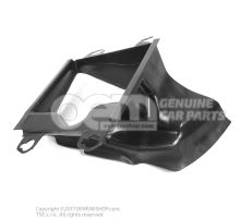 Air guide right front Audi TT/TTS Coupe/Roadster 8S0121674A