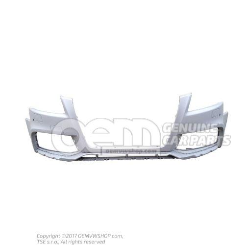 Облицовка бампера грунтован. Audi RS5 Coupe/Cabriolet Quattro 8T 8T0807065 GRU