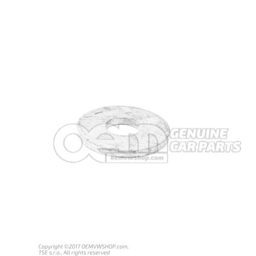 Rondelle plate N 01167026