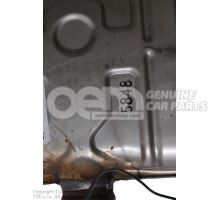 Rear silencer Volkswagen Golf 5G 5G6253609DD