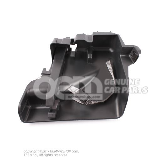 Genuine AUDI Mounting For Trailer Coupling Ball 8T0011213B