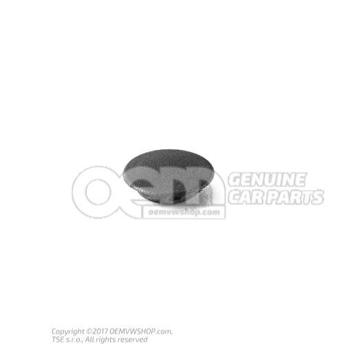 Obturateur noir satine 3B0837111 B41