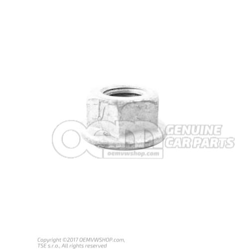 N  10261310 Hexagon collar nut M10