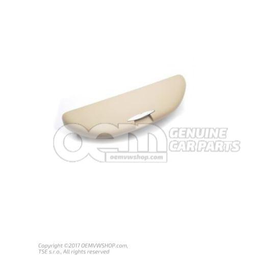 Porte-lunettes beige fauve Volkswagen Passat 3B 4 Motion 3B0857465A 89H