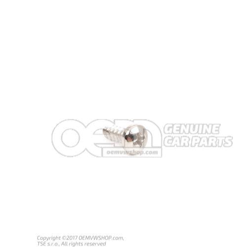 N  0139681 Cаморез с цил. скругл. головк. 4,8X13