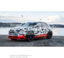 Nové Audi e-tron z roku 2018: Audi prijíma zálohy na elektrické SUV