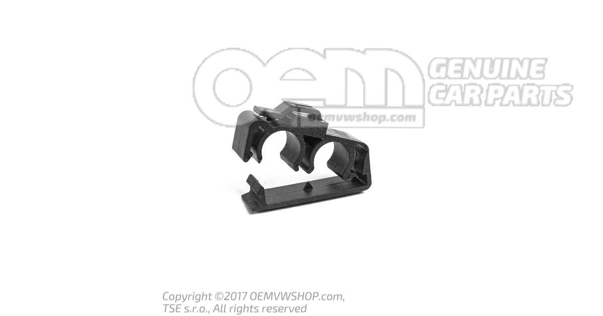Genuine Bracket 2 Point AUDI VW Audi 80 90 quattro A4 Avant S4 Cabrio 021133687A