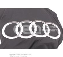 Genuine Audi cover sheet with