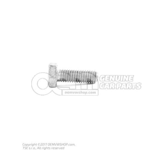 N  01021612 六角螺栓 M6X18