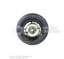 Запасное колесо Skoda Scala 65 658601011