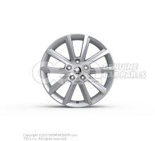 铝合金轮辋 炫银 5E0071497A 8Z8