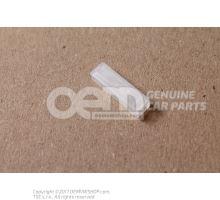 Boitier a fiche plate 2E0971701CC