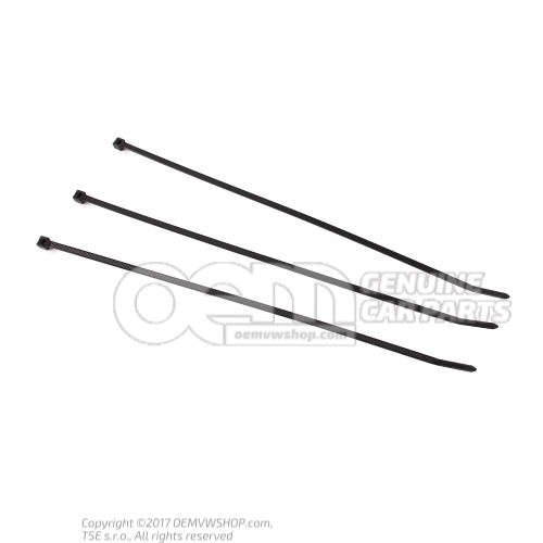 N  0209022 Cable ties 3,6X246MM