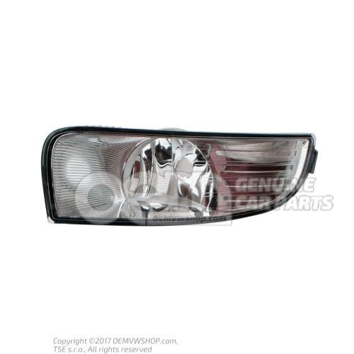 Halogen fog lamp Skoda Superb 3T 3T0941702