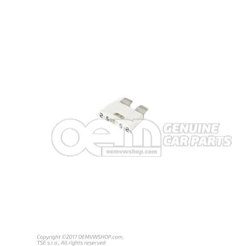 N  01713114 Fusible plano           19/2x5