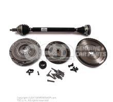 Ремонтный комплект для двухмассового маховика дизельных двигателей Audi VW Skoda Seat  6C0198105