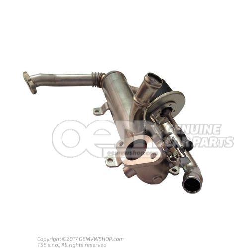 冷却器,用于废气 再循环 03G131512AD
