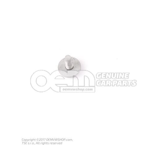 N  90457003 Vis 6 pans (avec rondelle) M6X15,5