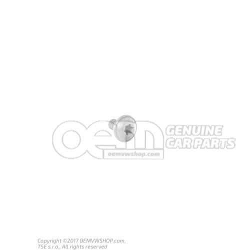 WHT005227 Винт с полукр.гол. и внут.TORX M6X12