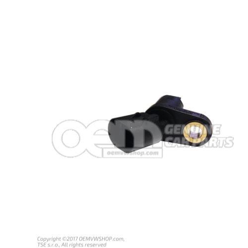 Speed sensor rear fr.wheel drv 1J0927807B