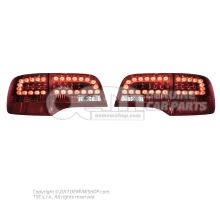 1 set tail lights