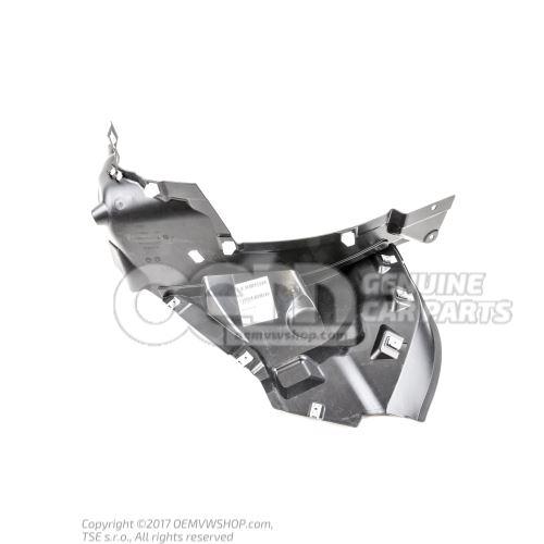 Deflecteur de roue Audi RS5 Coupe/Sportback 8W 8W6853887L