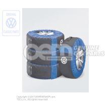 Bolsa protectora para ruedas 1 juego = 000073900