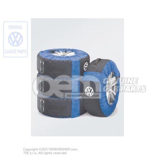 Sac de protection pour roues completes avec ident. montage 000073900