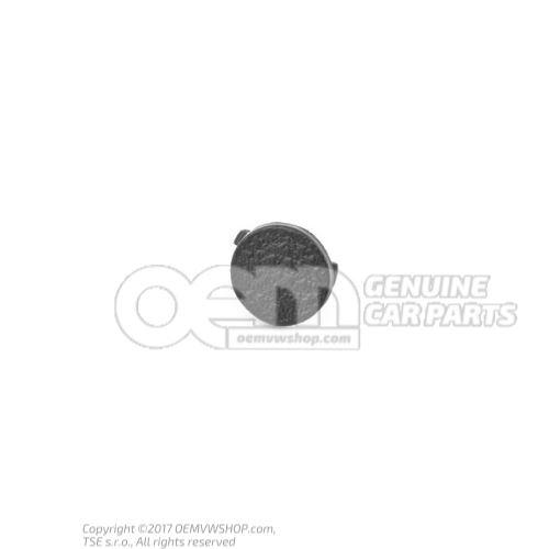 Cover black 1J0863276B 2QL