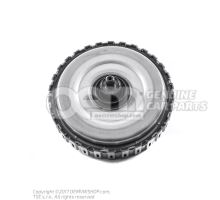 Genuine wet dual clutch repair kit  for 0BH / DQ500 7 speed DSG Gearboxes