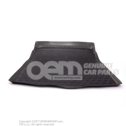 Luggage compartment liner foam underlay 3C5061161