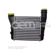Radiateur air suralimentation 8E0145805S