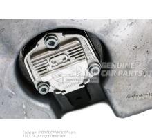 Bac a huile moteur avec capteur de niveau d'huile 022103601Q