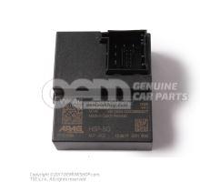 Unidad de control regulacion electrica de spoiler 4G8959252