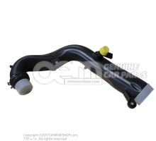 Flexible de guidage d´air 1K0129654AK