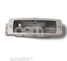 Lampe de lecture gris perle 3B0947291B Y20