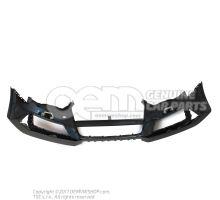 Cubierta del parachoques imprimado Audi RS3 Sportback 8V Audi RS3 Sportback 8V 8V4807065 GRU