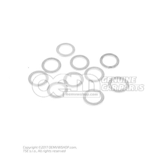 N  0138495 Bague-joint 14X20