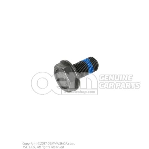 N  90206103 Hexagon bolt M10X1X19,5