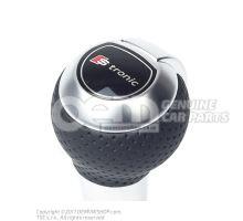 Gearstick grip (leather) soul (black) 8X1713141 QBZ