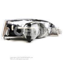 卤素前雾灯 Skoda Octavia 1Z 1Z0941702C