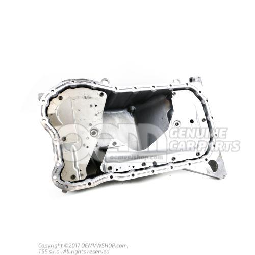 Engine oil sump 022103601Q