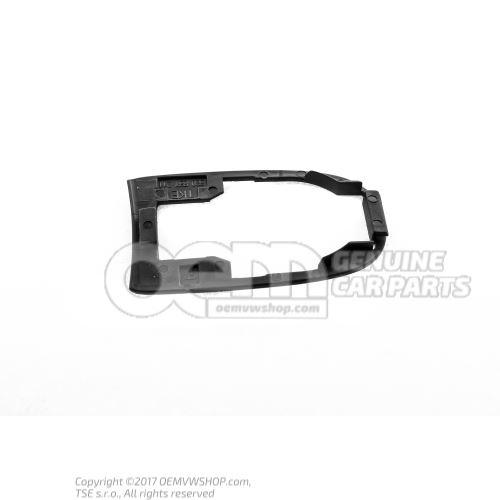 Embase noir satine 3B0837211 9B9