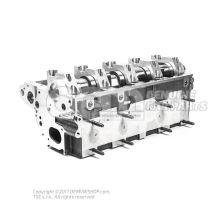 气缸盖及气门和 凸轮轴(不带泵/喷嘴) 038103267 X