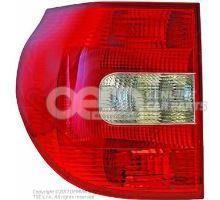 Feu arriere porte-ampoule gauche Skoda Yeti 5L 5L0945111