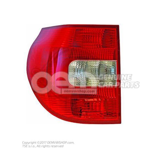Tail light Skoda Yeti 5L 5L0945111