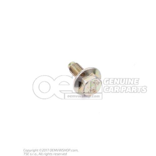 N  10141701 Vis 6 pans a embase M10X25