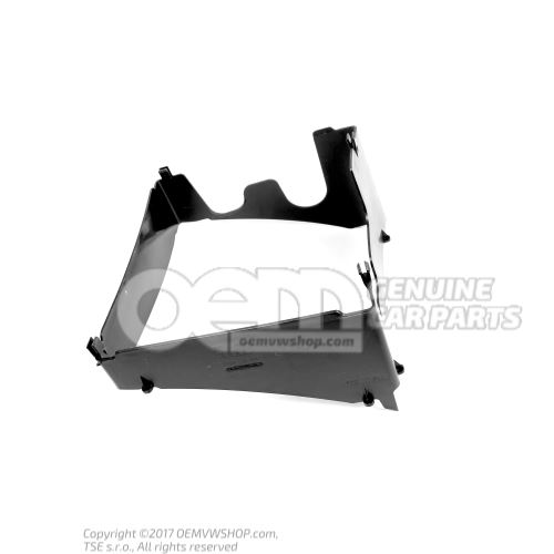 Air guide right rear Audi TT/TTS Coupe/Roadster 8S 8S0117340