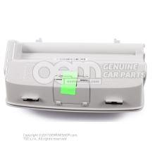 Отделение для очков серый perlgrau 1K0868837G Y20