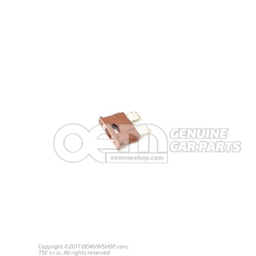 N  01713116 Fusible plano           19/2x5